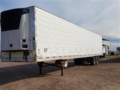 2012 Utility VS2R T/A Reefer Trailer