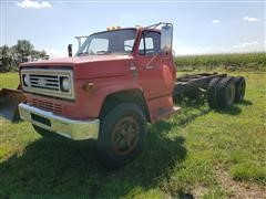 1979 Chevrolet C6500 T/A Cab & Chassis