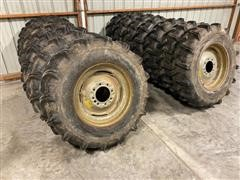 Valley 11R22.5 Pivot Tires And Rims
