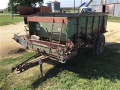 Balzer Feed Wagon