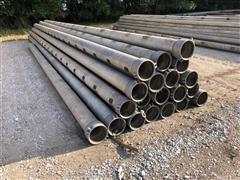"""Tex-Flow 8"""" Aluminum Gated Irrigation Pipe"""