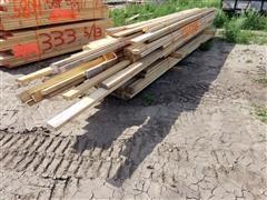 Bundle Of Lumber
