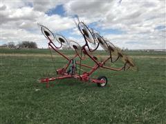 Tonutti RCS12 Wheel Rake