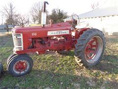 1957 McCormick Farmall 350 T/A 2WD Tractor
