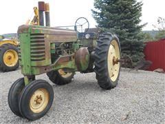 1948 John Deere Model A Tractor