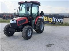 2015 Mahindra 3540P HST 4WD Compact Utility Tractor
