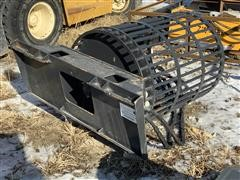 2019 Wolverine Skid Steer Robo Rock Picker