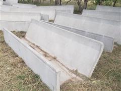 Divine Fenceline Concrete Bunks