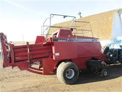 1996 Case International 8575 Silage Special Square Baler