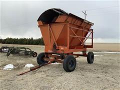DU-AL 5000 Dump Wagon
