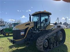 2004 Challenger MT755B Tracked Tractor