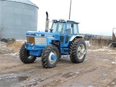 1989 Ford New Holland TW 35 II MFWD Tractor