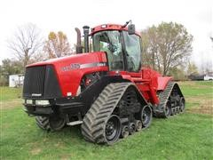 2004 Case IH Steiger STX375 Quadtrac Tracked Tractor