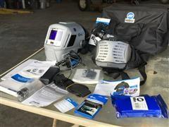 2020 Miller T94-R Power Air Purifying Respirator Welding Helmet
