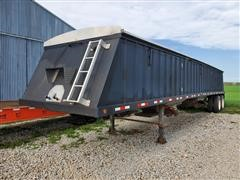 2010 Renegade 42' T/A Grain Trailer
