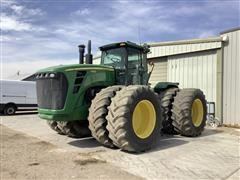 2009 John Deere 9430 4WD Articulated Tractor