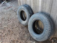 Cooper LT235 /85 R16 Tires