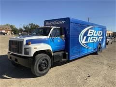 1996 GMC Top Kick S/A Beverage Truck