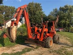DitchWitch R40 Trencher Backhoe