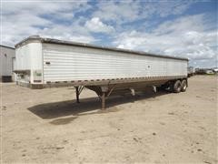 1987 Timpte T/A Super Hopper Grain Trailer