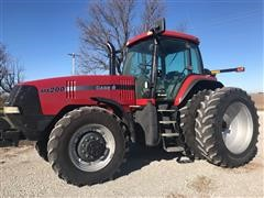 1999 Case IH MX200 MFWD Tractor