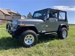 1987 Jeep Wrangler Sport SUV