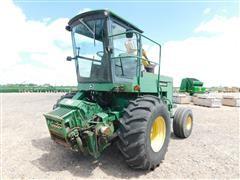 John Deere 5830 Self Propelled Forage Harvester