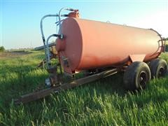 Better Built Tandem Liquid Manure Spreader