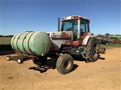 1991 Case IH 7120 Magnum 2WD Tractor W/Tank
