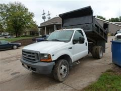 1999 Ford F450 Super Duty Dump Truck