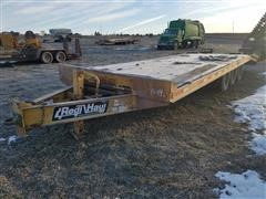 2000 Redi Haul Tri/A Equipment Trailer