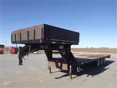 2004 Load Max G2614 Tri/A Gooseneck Trailer