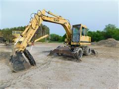 Caterpillar 206 Mobile Excavator