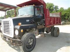 1978 Ford LN800 Dump Truck