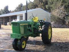 1970 John Deere 4000 2WD Tractor