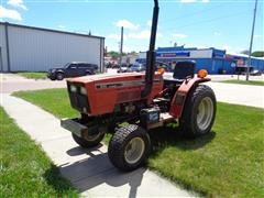 1983 International 234 Hydro Compact Utility Tractor