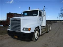 2001 Freightliner FLD120 T/A Day Cab Truck Tractor
