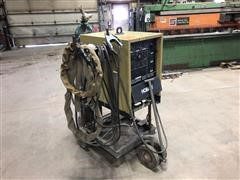 Hobart 250 AC/DC Tig Welder