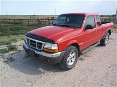 2003 Ford Ranger 4x4 Pickup