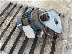 Century 6-309427-01 3 Phase Motor