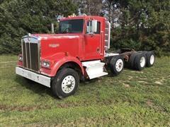 1986 Kenworth WF900B Tri/A Truck Tractor