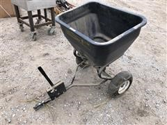 Brinly Pull-Type Lawn Spreader