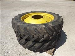 380/80R38 Michelin Front Tractor Tires & Wheels