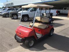 Yamaha Electric Golf Cart