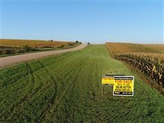 B3:  160+/- Acres Boone County, Nebraska