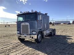 1977 Kenworth K100 Cab Over T/A Truck Tractor