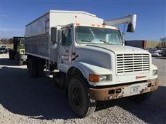 1991 International 4700 Feed Truck BigIron Auctions