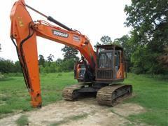 2015 Doosan DX235LCR-5 Excavator