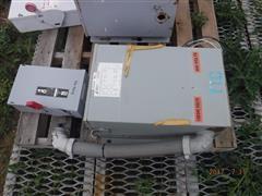 Jefferson Electric Powerformer Outdoor Single Phase Transformer w/Switch