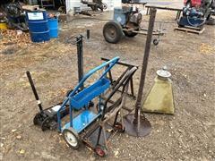 Torch Carts, Jacks & Tire Balancer Shop Tools